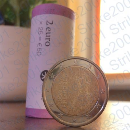 Finlandia - 2€ Comm. 2017 100° Anniversario Indipendenza FDC