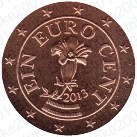 Austria 2013 - 1 Cent. FDC