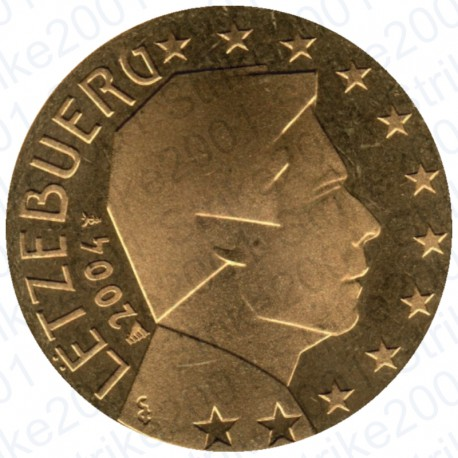 Lussemburgo 2004 - 50 Cent. FDC