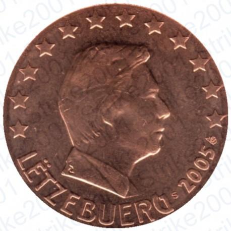Lussemburgo 2005 - 2 Cent. FDC