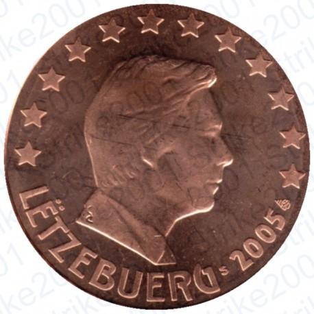 Lussemburgo 2005 - 5 Cent. FDC