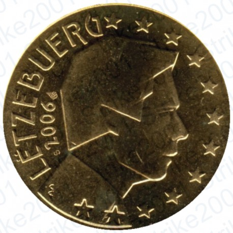 Lussemburgo 2006 - 10 Cent. FDC
