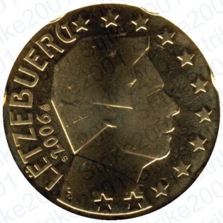 Lussemburgo 2006 - 20 Cent. FDC