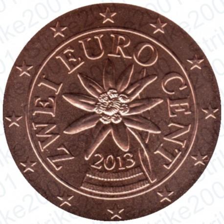 Austria 2013 - 2 Cent. FDC