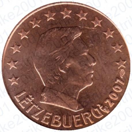 Lussemburgo 2007 - 1 Cent. FDC