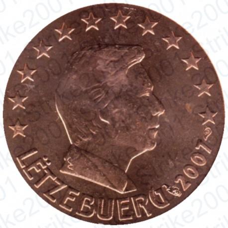 Lussemburgo 2007 - 2 Cent. FDC