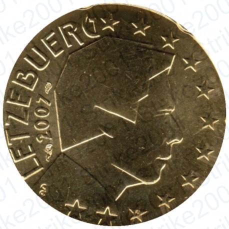 Lussemburgo 2007 - 20 Cent. FDC