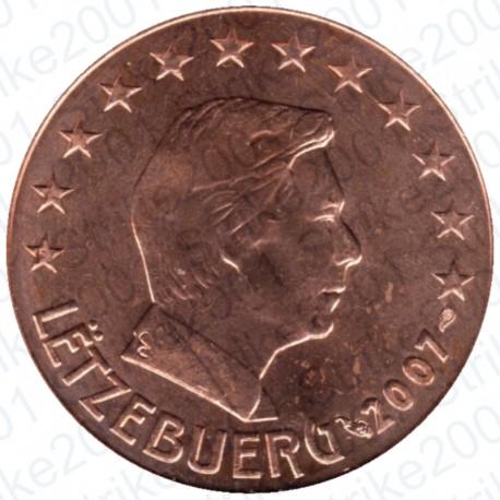 Lussemburgo 2007 - 5 Cent. FDC