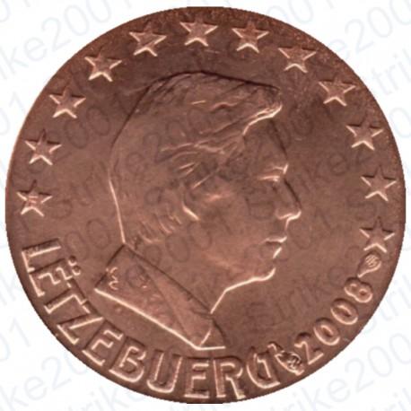 Lussemburgo 2008 - 1 Cent. FDC