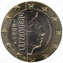 Lussemburgo 2008 - 1€ FDC
