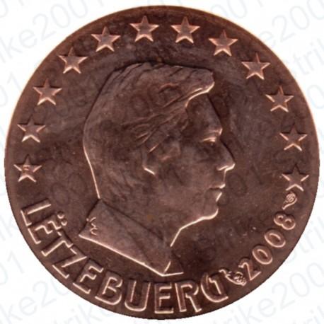 Lussemburgo 2008 - 2 Cent. FDC