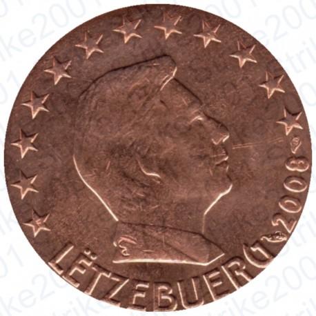 Lussemburgo 2008 - 5 Cent. FDC