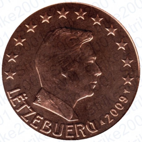 Lussemburgo 2009 - 5 Cent. FDC