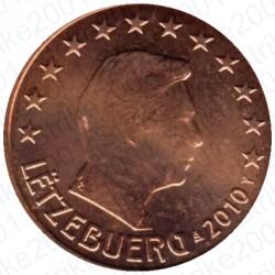 Lussemburgo 2010 - 1 Cent. FDC