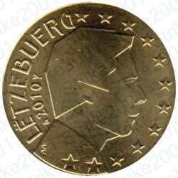 Lussemburgo 2010 - 10 Cent. FDC