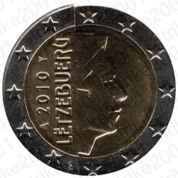 Lussemburgo 2010 - 2€ FDC