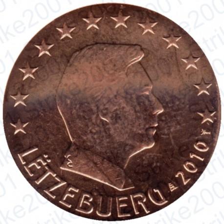 Lussemburgo 2010 - 5 Cent. FDC