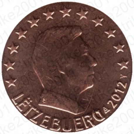 Lussemburgo 2012 - 1 Cent. FDC