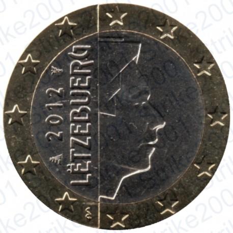 Lussemburgo 2012 - 1€ FDC