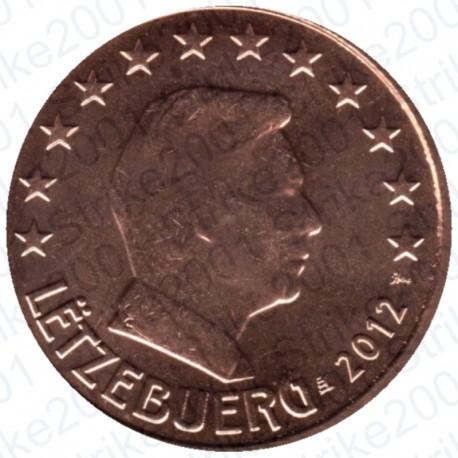 Lussemburgo 2012 - 2 Cent. FDC