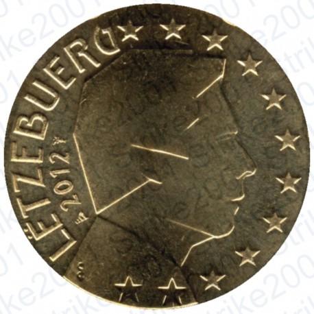 Lussemburgo 2012 - 20 Cent. FDC