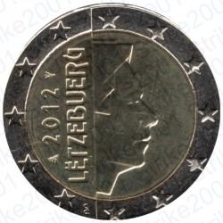 Lussemburgo 2012 - 2€ FDC