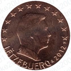 Lussemburgo 2012 - 5 Cent. FDC