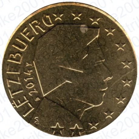 Lussemburgo 2014 - 10 Cent. FDC