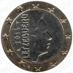 Lussemburgo 2014 - 1€ FDC