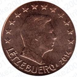 Lussemburgo 2014 - 2 Cent. FDC