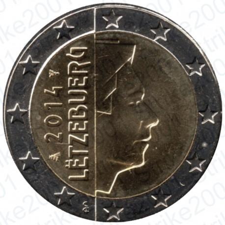 Lussemburgo 2014 - 2€ FDC