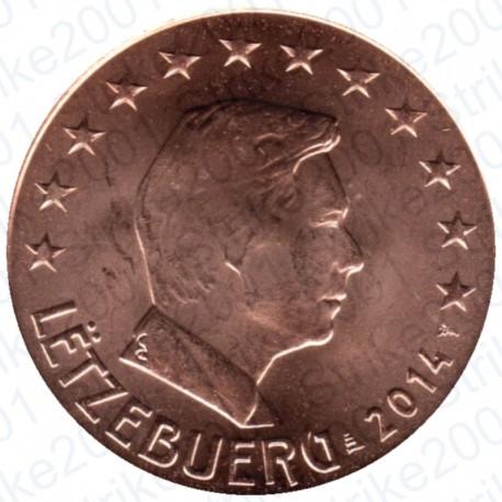 Lussemburgo 2014 - 5 Cent. FDC