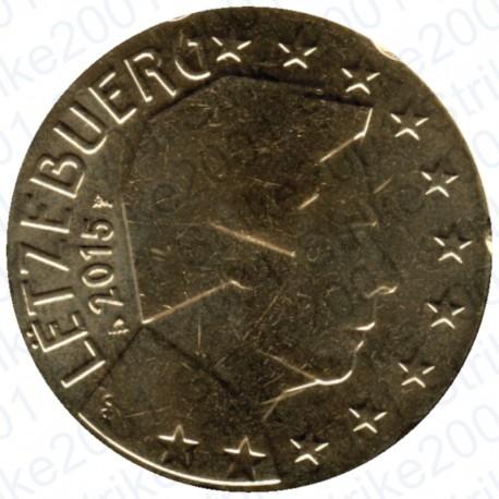 Lussemburgo 2015 - 20 Cent. FDC