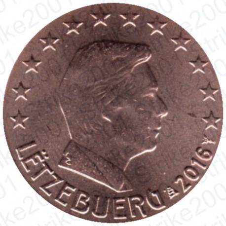 Lussemburgo 2016 - 1 Cent. FDC