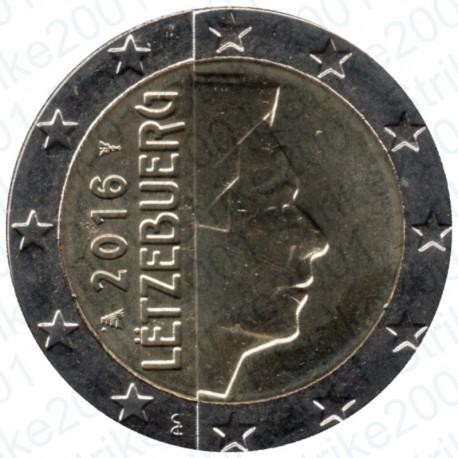 Lussemburgo 2016 - 2€ FDC