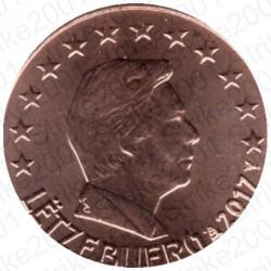 Lussemburgo 2017 - 1 Cent. FDC