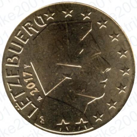 Lussemburgo 2017 - 10 Cent. FDC