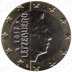 Lussemburgo 2017 - 1€ FDC