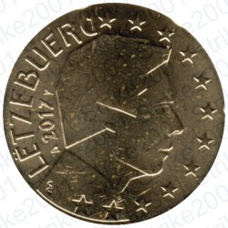 Lussemburgo 2017 - 20 Cent. FDC