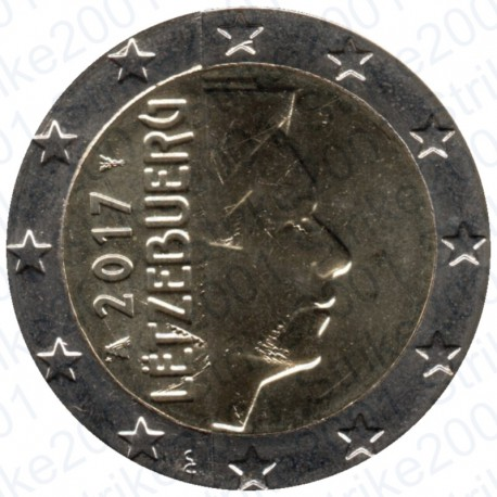 Lussemburgo 2017 - 2€ FDC