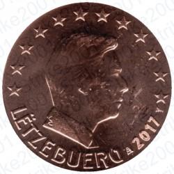 Lussemburgo 2017 - 5 Cent. FDC