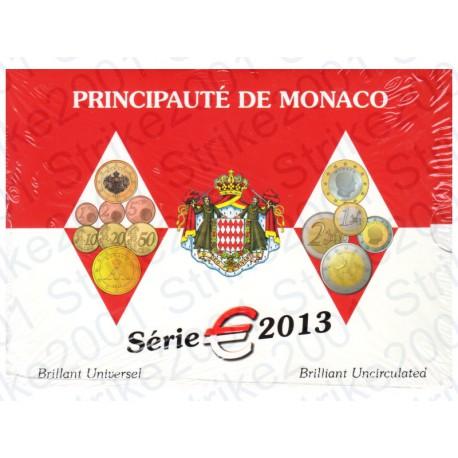 Monaco - Divisionale Ufficiale 2013 FDC