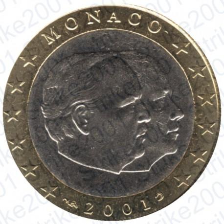 Monaco 2001 - 1€ FDC