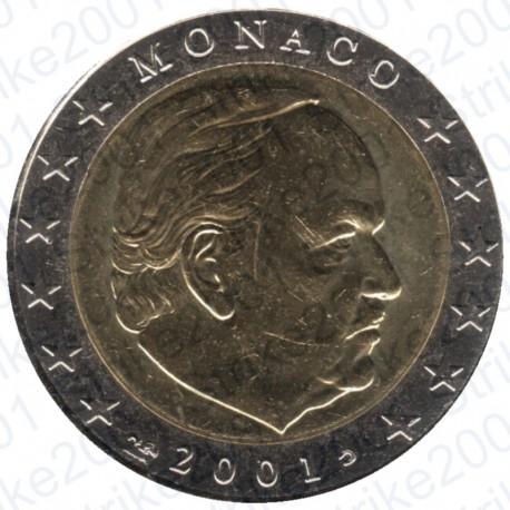 Monaco 2001 - 2€ FDC