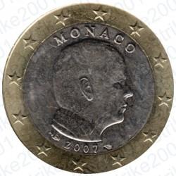 Monaco 2007 - 1€ FDC