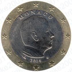 Monaco 2014 - 1€ FDC