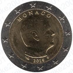 Monaco 2014 - 2€ FDC