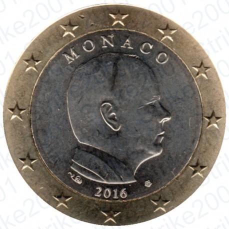 Monaco 2016 - 1€ FDC