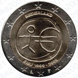 Olanda - 2€ Comm. 2009 FDC EMU