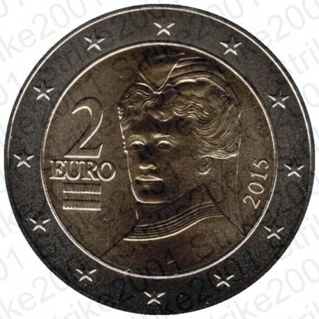 Austria 2015 - 2€ FDC